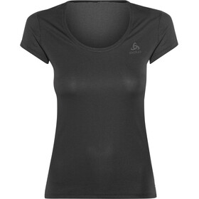 Odlo Suw Active F-Dry Light Koszulka z krótkim rękawem Kobiety, black